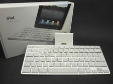 iPad Keyboard Dock MC533D/A ORIGINAL-Apple Dockingstation Tastatur iPad 1 2 3 4