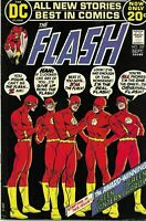 Flash #217 Bronze Age September 1972 O'Neil Adams Green Lantern Green Arrow