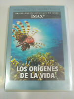 Los Origins de La Vie Imax - DVD + Extras Région All Espagnol Anglais Neuf