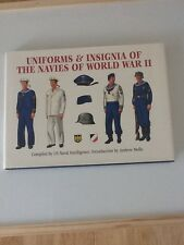 Uniforms and Insignia of the Navies of World War Two
