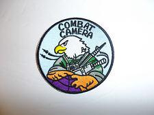 c0081 Gulf War - Current USAF Combat Camera Patch small R10C