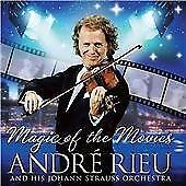 André Rieu - Magic of the Movies (+DVD, 2012)
