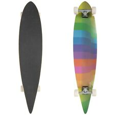 """Cal 7 Complete 46"""" Maple Pintail Cruiser Longboard"""