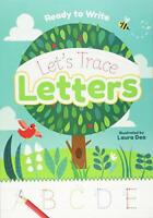 Ready to Write!: Let's Trace Letters by Laura Deo, NEW Book, FREE & FAST Deliver