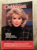 Guideposts Magazine March 1989 Bree Walker CBS, Ernest Borgnine, MINNESOTA TWINS