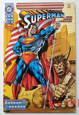 SUPERMAN 70 Play Press 1996 ANNUAL 1995