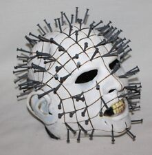 Ghoulish Monster Horror Hellraiser III Pinhead Mask Halloween Latex Rubber Scary