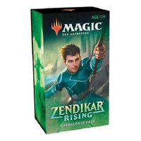 Zendikar Rising Prerelease Pack - Brand New and Factory Sealed Kit! MTG