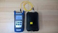 1KM Mini FC SM 9/125um 1310/1550nm Bare Fiber OTDR Launch Cable Box