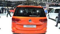 New Genuine VW TOURAN High-Chrome VW Inscription Badge Emblem 5TA8536872ZZ OEM