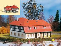 Auhagen 11379 Umgebindehaus Bauernhof Bauernhaus Hof Bausatz H0 Neu