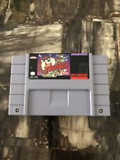 Snes Super Nintendo Taz-Mania