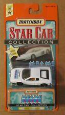 Matchbox Star Car Collection MIAMI VICE FERRARI TESTAROSSA ~ 1997 ~ NIP