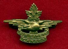 Canada Air Cadets Cap Badge