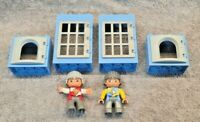 Lego Duplo Knights Royal Castle Bundle, Fort Windows & Doors Plus 2 Figures