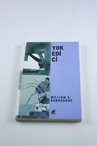 EXTERMINATOR Turkish Novel 2010s ULTRA RARE William S Burroughs 1ST PRINTING