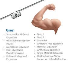 TORKO dental expansion screw A0623-08 half screw made by--LEONE--