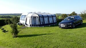 Bradcot Modul Air Awning, Excellent Condition.