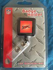 Cincinnatti Bengals LOGO  ID Badge Holder NWT Free Shipping