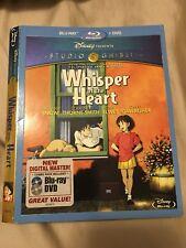 Whisper Of The Heart Studio Ghibli Blu Slipcover Only