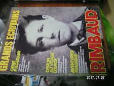 10µµ Fascicule Grands Ecrivains n°22 Rimbaud