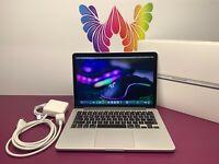 MacBook Pro RETINA 13 i7 3.1GHz TOUCH ✺ 16GB RAM 1TB SSD ✺ WARRANTY ✺ OSX-2017
