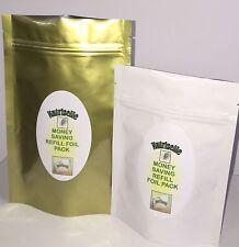 Cúrcuma 750mg - 90 cápsulas de gelatina-resellables Foil Pack 100% Sin Rellenos