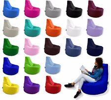 Patchhome Gamer Sitzsack Sitzkissen in diversen Farben und Fertig befüllt Neu!