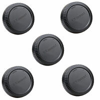 5pcs rear lens cap cover for Fujifilm Fuji FX X-T1 X-E2 X-Pro1 X-E1 X-M1 CAMERA.