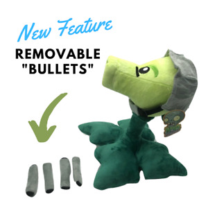 Plants vs Zombies PVZ Soft Plush Stuffed Doll Toy Kids Christmas - U.S Seller