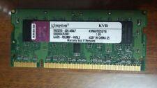 1 GB DDR2 RAM PC2-5300S  'Kingston KVR667D2S5/1G'