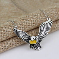 Post Hedwig Owl With The Letter Of Admission PendantPotter Necklace GIFT Xmas