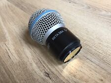 Shure RPW118 Beta 58A Wireless Capsule For UR2, SLX, T Series Etc