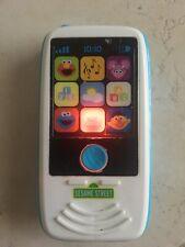 Playskool Sesame Street Baby Play Phone Smartphone Lights Sounds 2012 Hasbro