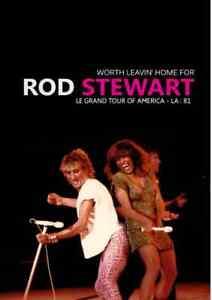 Rod Stewart - Worth Leavin Home For [DVD]