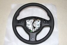 BMW E46 E39 M leather steering wheel with tri-color stitching