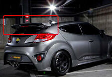 (Fits:Hyundai 2011-2015 Veloster Turbo) Rear Roof Trunk Lip Wing Devil's Spoiler