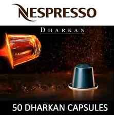Silky & Velvety! 50 Dharkan Nespresso Capsule, Intensity 11 *BNIB*