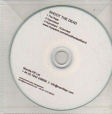(CM537) Shoot The Dead, The Rage - DJ CD