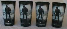 Captain America: Winter Soldier Movie Theater Exclusive Four 44 oz Cups