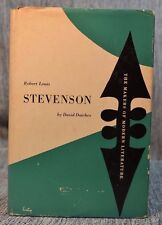 Robert Louis Stevenson by Daiches Makers Modern Literature New Directions 1947