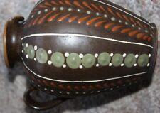 Marken Keramik Vase mit Henkel siehe Bilder 16cm