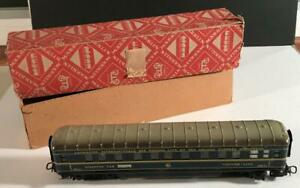 Vintage Marklin Sleeping Car 346/3J in Original Box