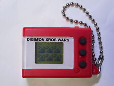 F/S Digimon Japanese XROS Wars Digimon Mini Shoutmon Red Used