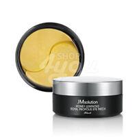 JM Solution Honey Luminous Royal Propolis Eye Patch Black 90g 60Pcs +Free Sample