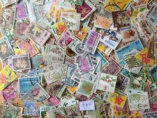 500 différents malaisie/états malais stamp collection