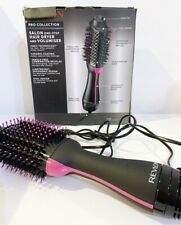 REVLON Pro Collection Salon One Step Hair Dryer and Volumiser Brush