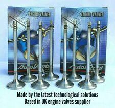 8 EXHAUST VALVES FOR CJBA CJBB AODA Duratec HE SFi / G7 AOWA / LFF7 EX