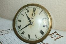 20s ART DECO ERA SMITHS ENGLISH CLOCK WORKS BAKELITE ELECTRIC CONVEX CHIC SHABBY