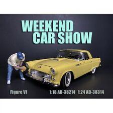 American Diorama 38214 Weekend Car Show Figure 5 1:18 Figur 1/1000